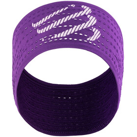 Compressport On/Off Headband  Fluo Purple